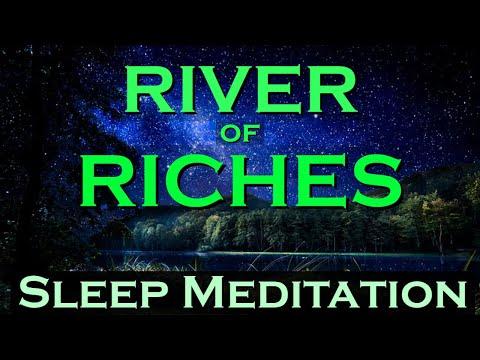 guided meditation abundance and wealth