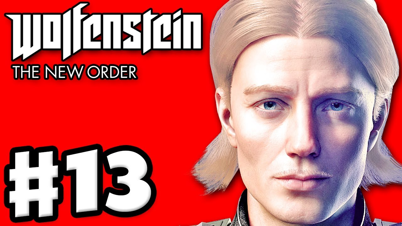 wolfenstein the new order strategy guide