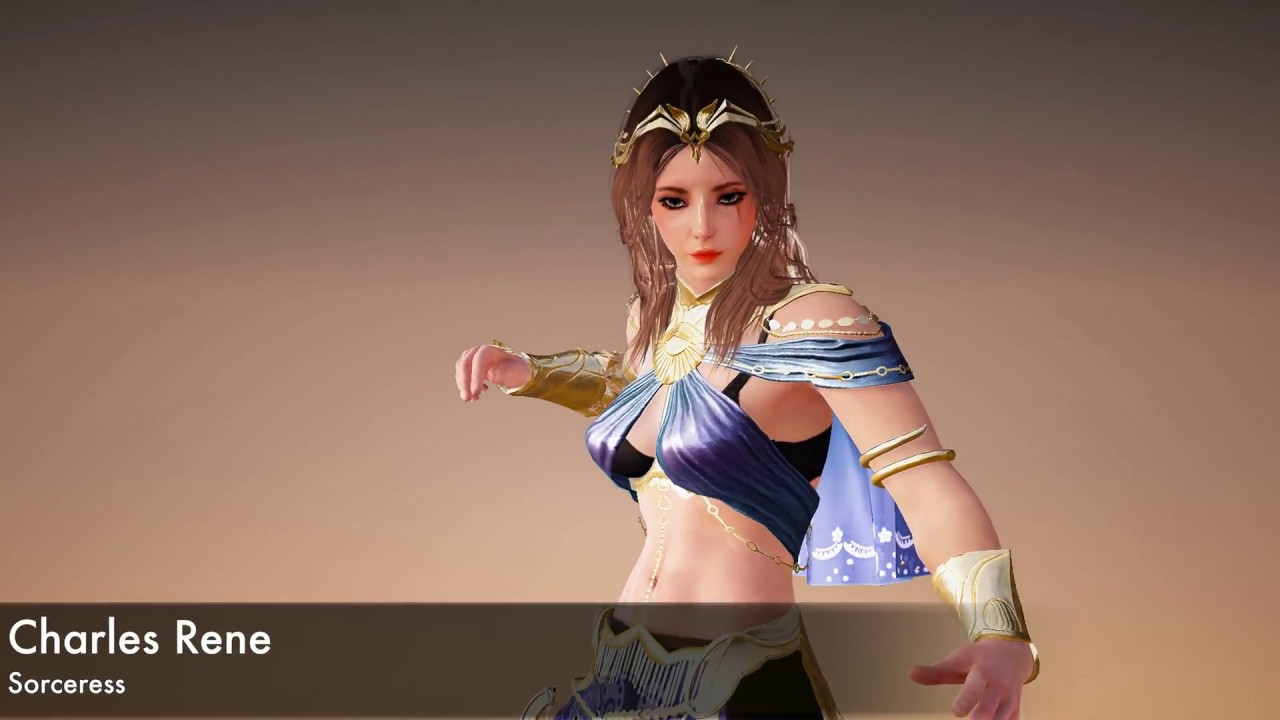 black desert online sorceress guide