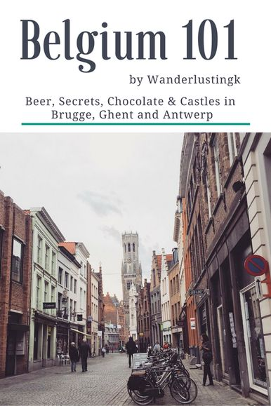 self guided walking tour antwerp