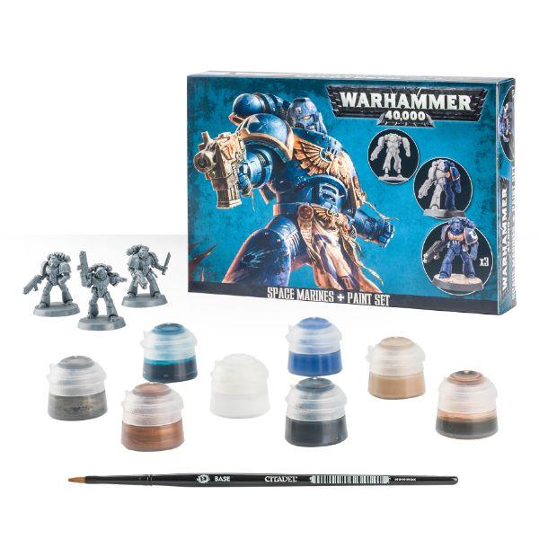 warhammer 40k space marine guide
