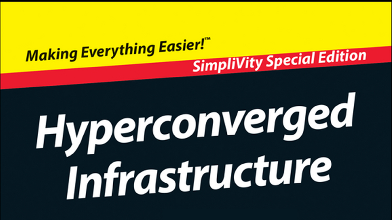 hyperconverged infrastructure the definitive guide