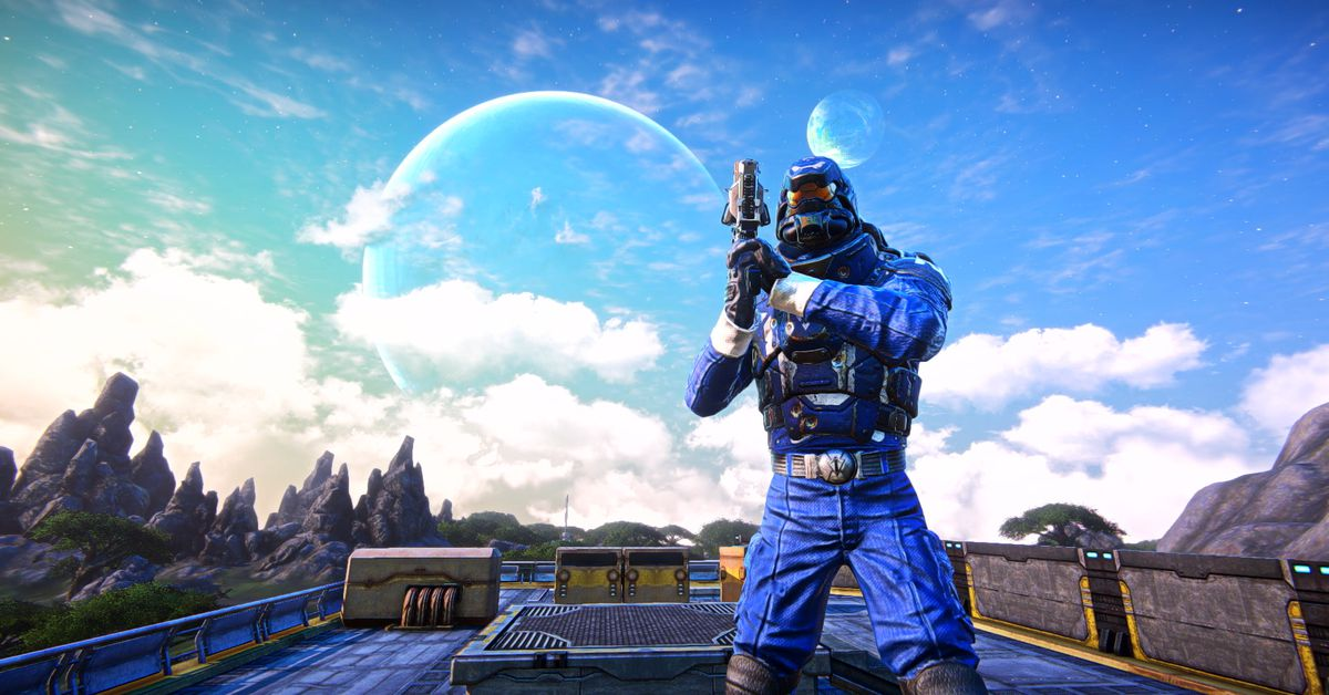 planetside 2 new player guide