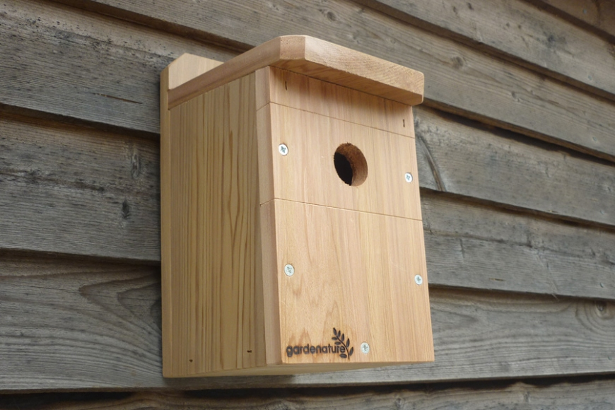nest boxes for wildlife a practical guide