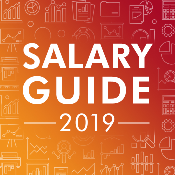 robert half it salary guide