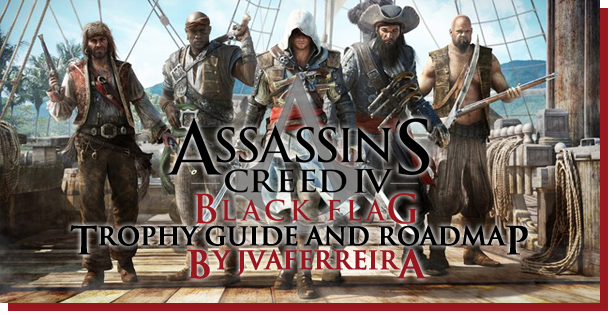 assassins creed black flag trophy guide