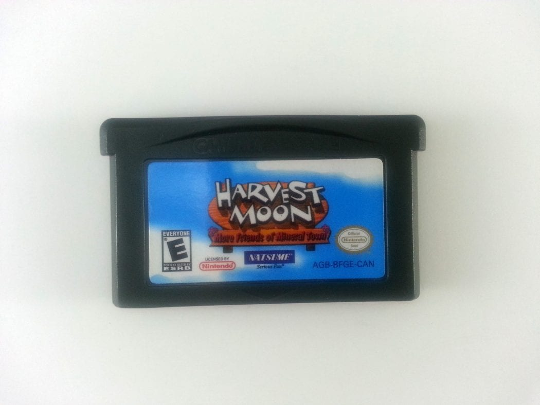 harvest moon more friends of mineral town guide