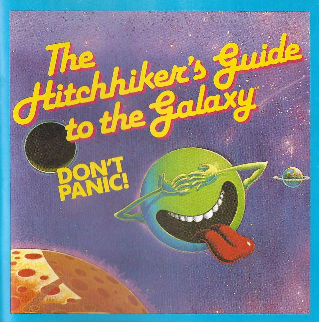 hitchhiker guide to the galaxy game walkthrough