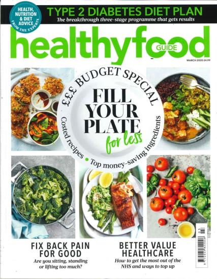australian healthy food guide subscription