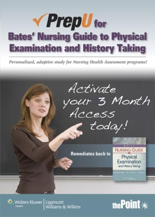 bates nursing guide to physical examination and history taking pdf