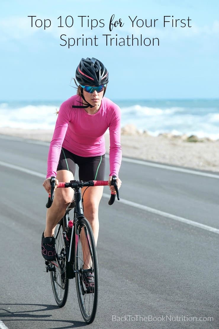 beginners guide to triathlon training