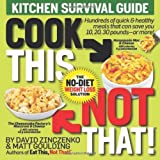 eat this not that restaurant survival guide