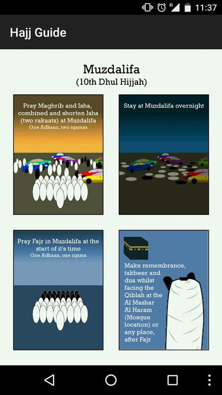 hajj and umrah guide in english