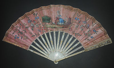 antique hand fans price guide