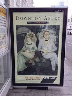 channel 7 downton abbey tv guide