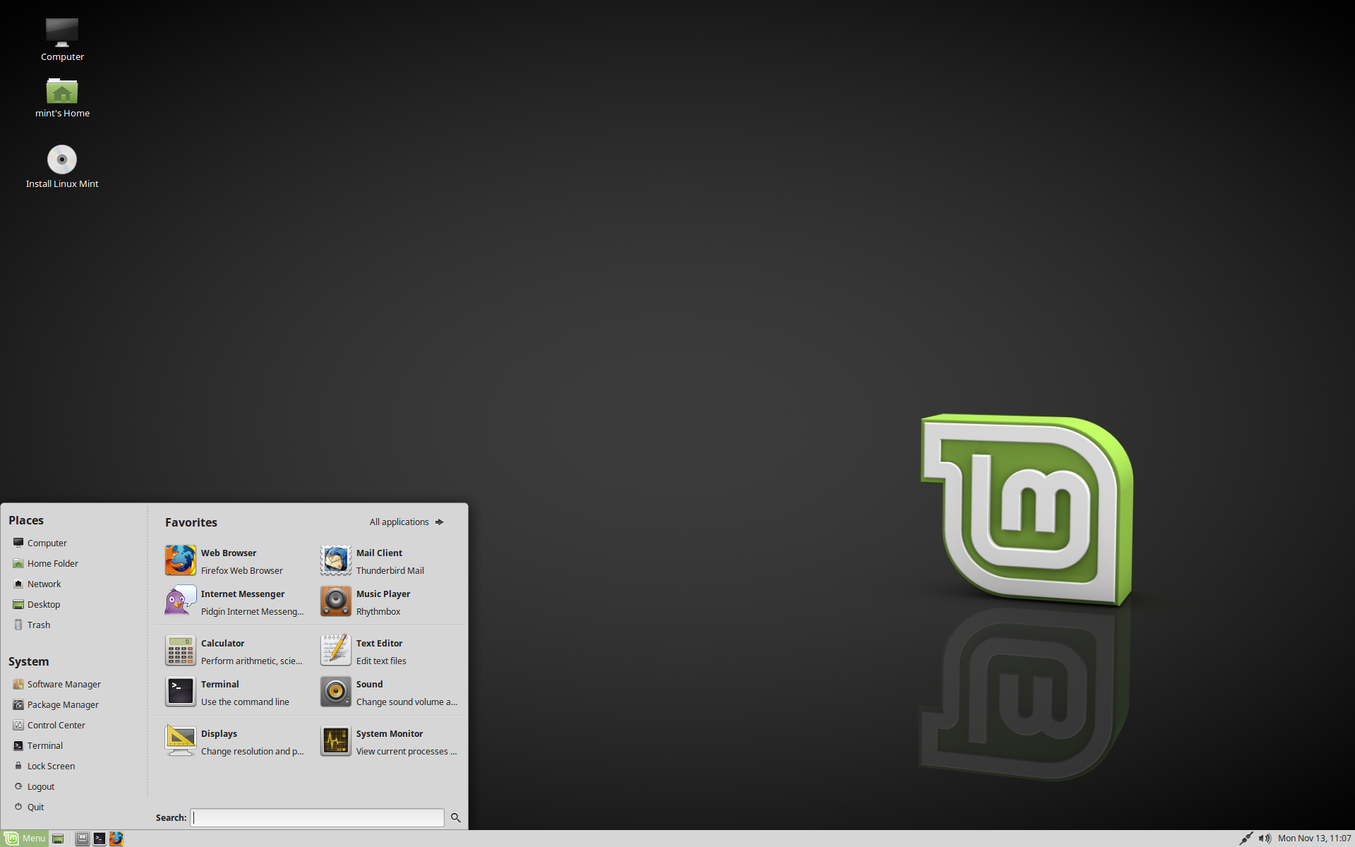 linux mint 18.2 installation guide