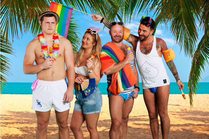 travel guides tv show cast