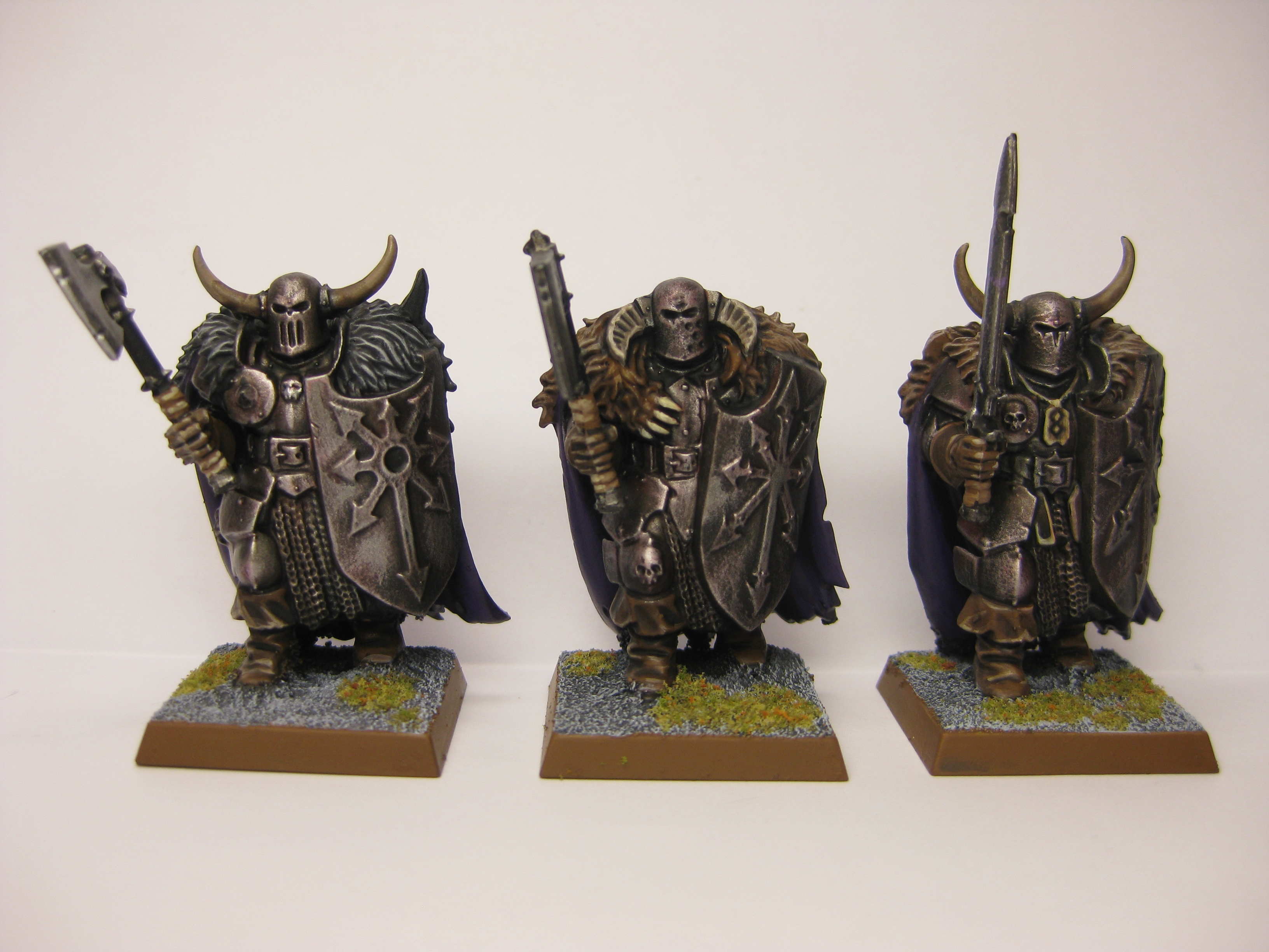 warriors of chaos painting guide