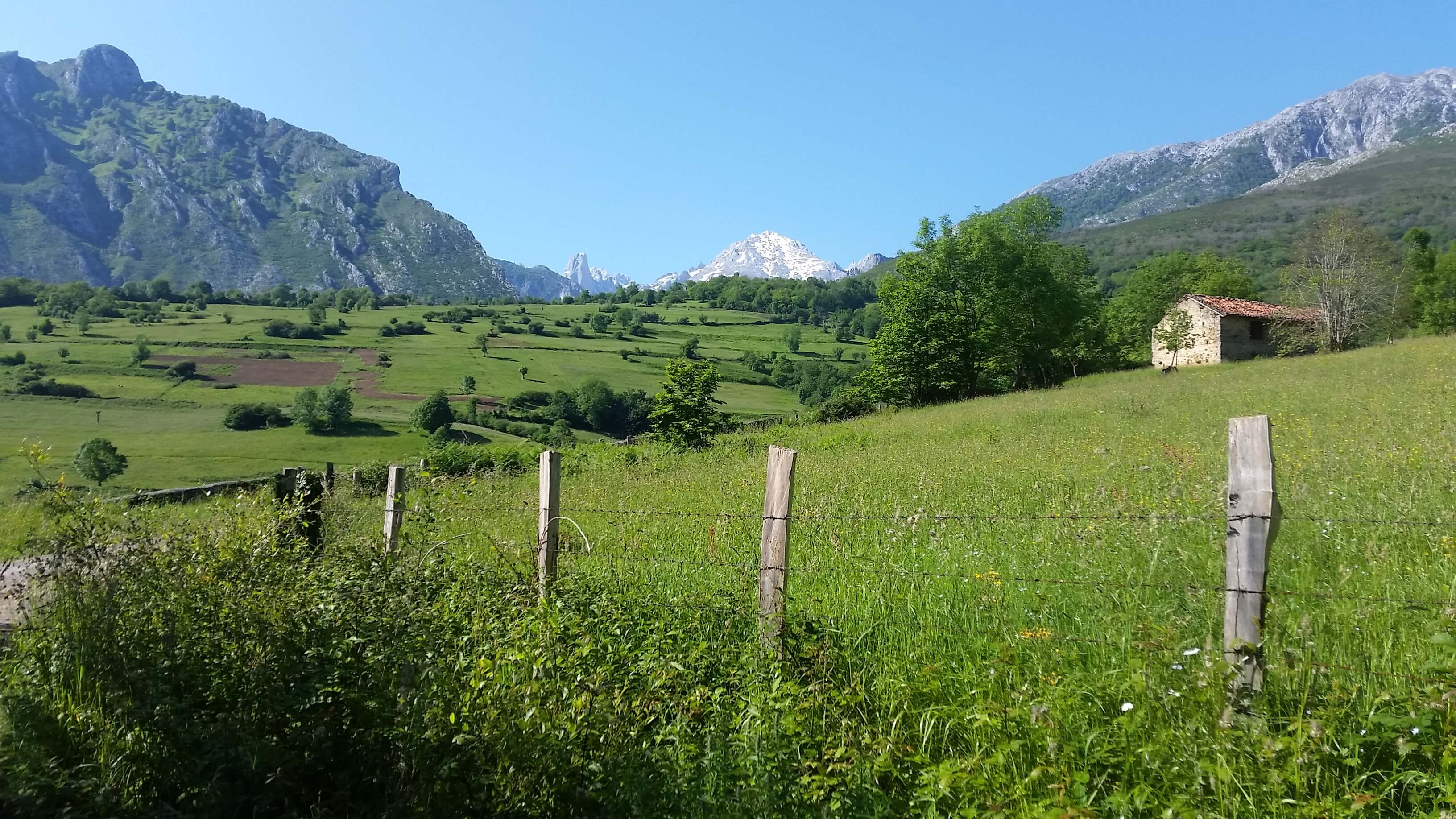 self guided walking picos de europa