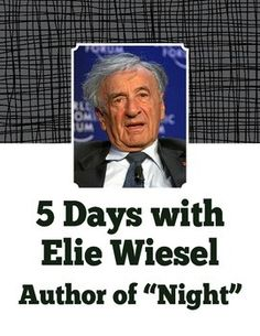 night by elie wiesel study guide answers