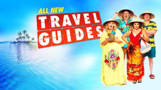 travel guides tv show australia