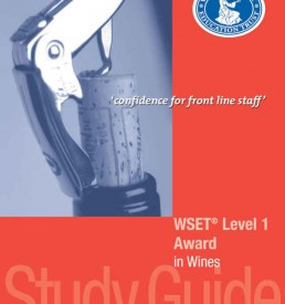 wset level 3 study guide
