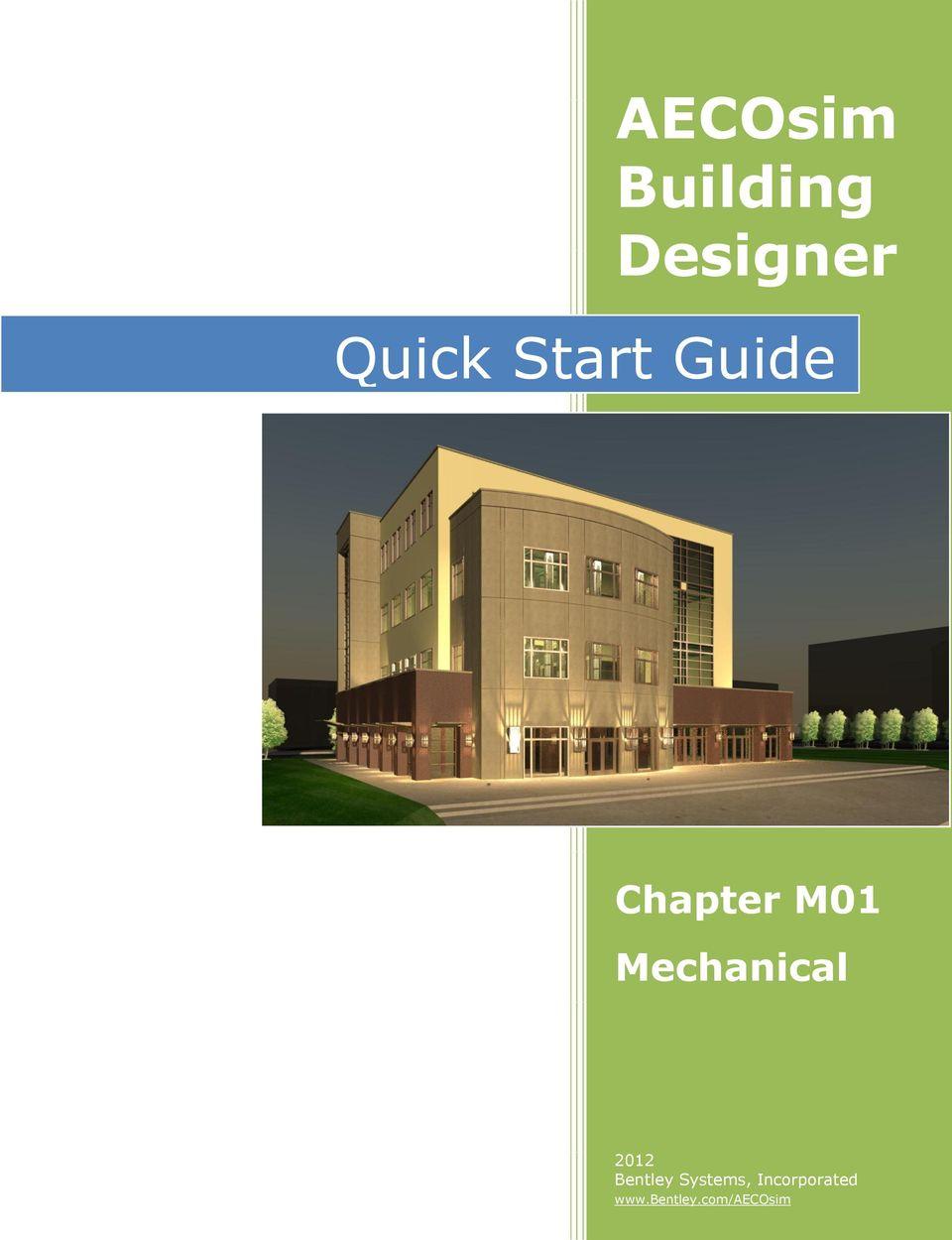aecosim building designer quick start guide
