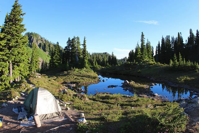 olympic national park hiking guide