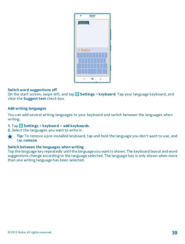 nokia lumia 650 user guide