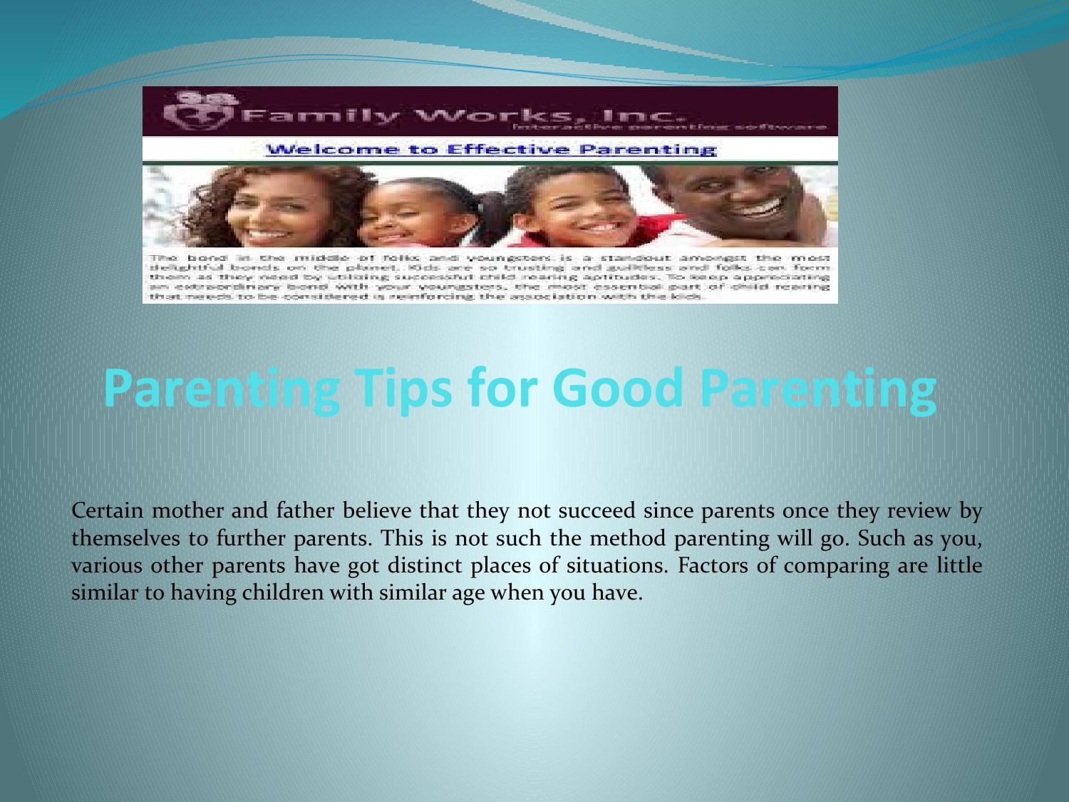 family virtues a guide to effective parenting