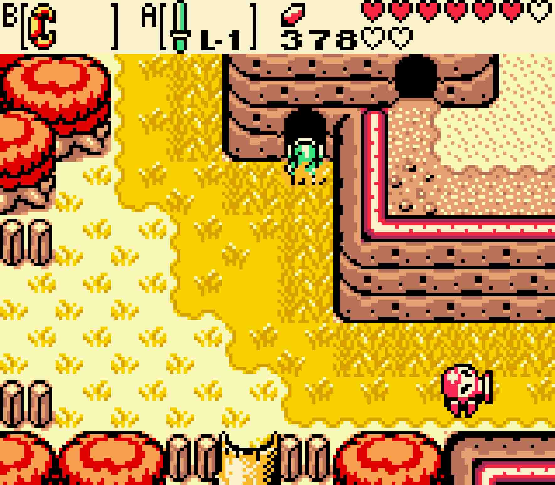 zelda oracle of seasons guide