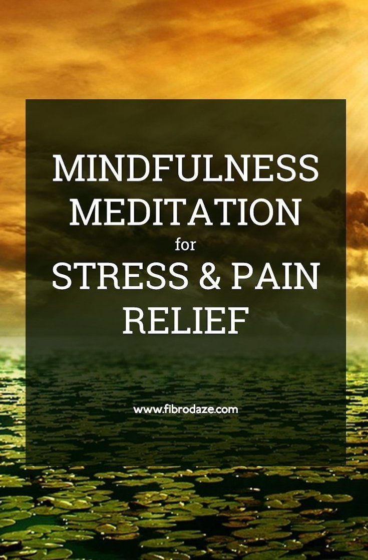 guided meditation for relaxation and stress relief