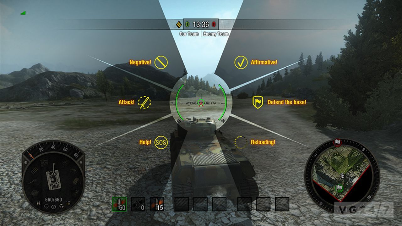 world of tanks xbox 360 guide