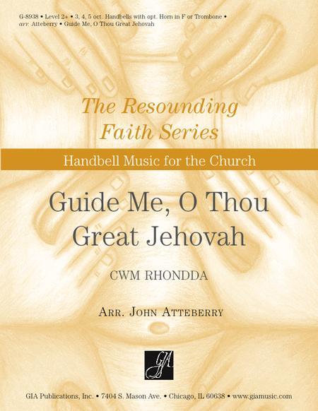 lyrics to guide me o thou great jehovah
