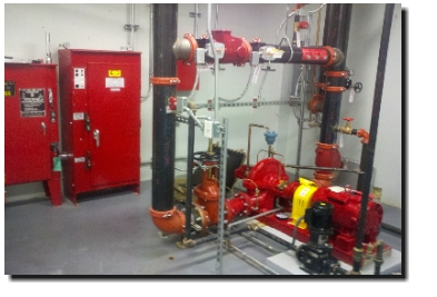 fire sprinkler system pump design guide