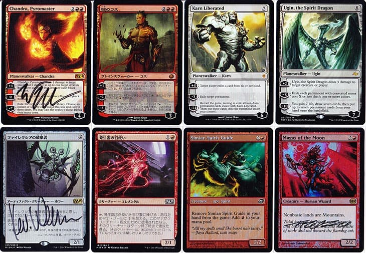 sneak and show sideboard guide