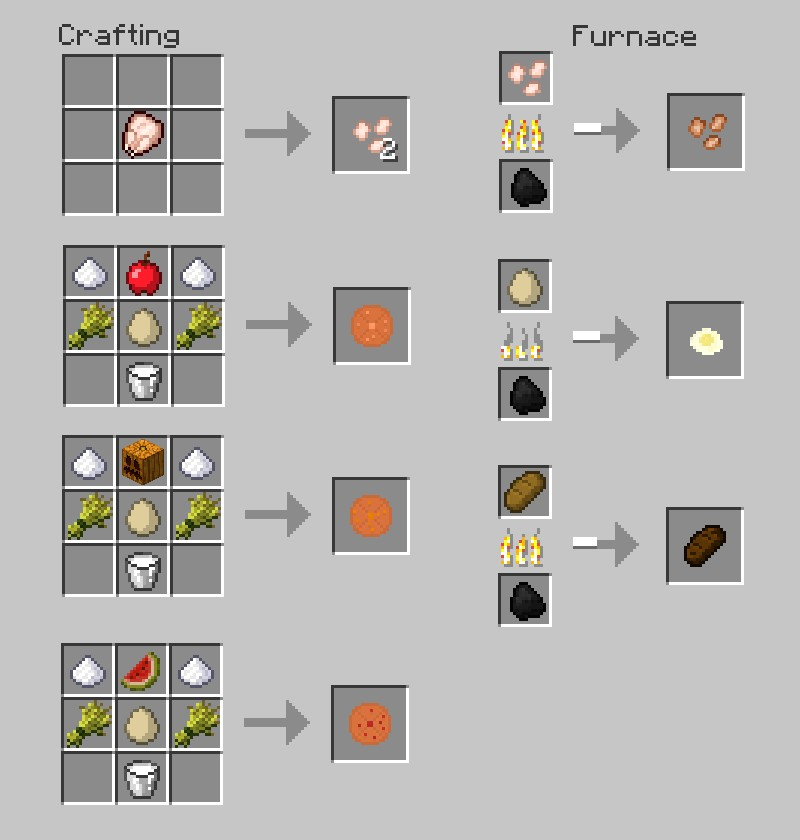 craft guide mod 1.10 2