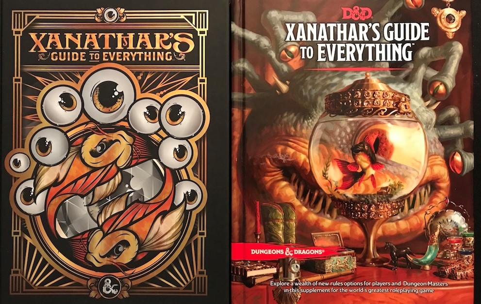 xanathar guide to everything cover