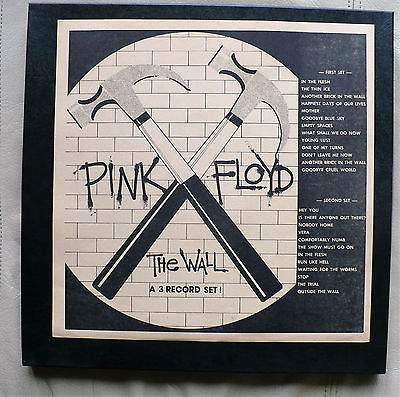 pink floyd lp price guide