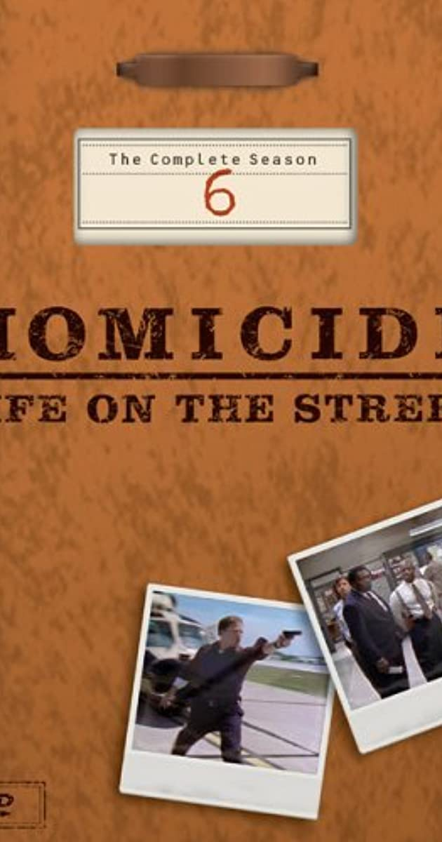 homicide tv series episode guide