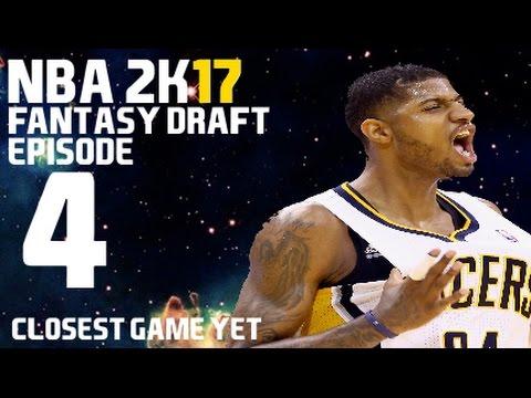 nba 2k17 fantasy draft guide