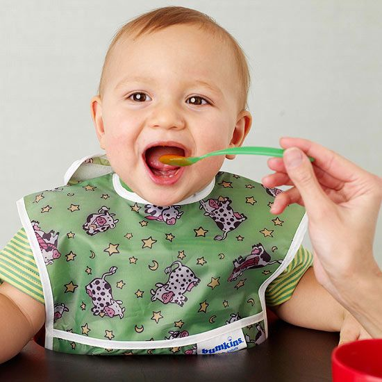 guide to solids for babies