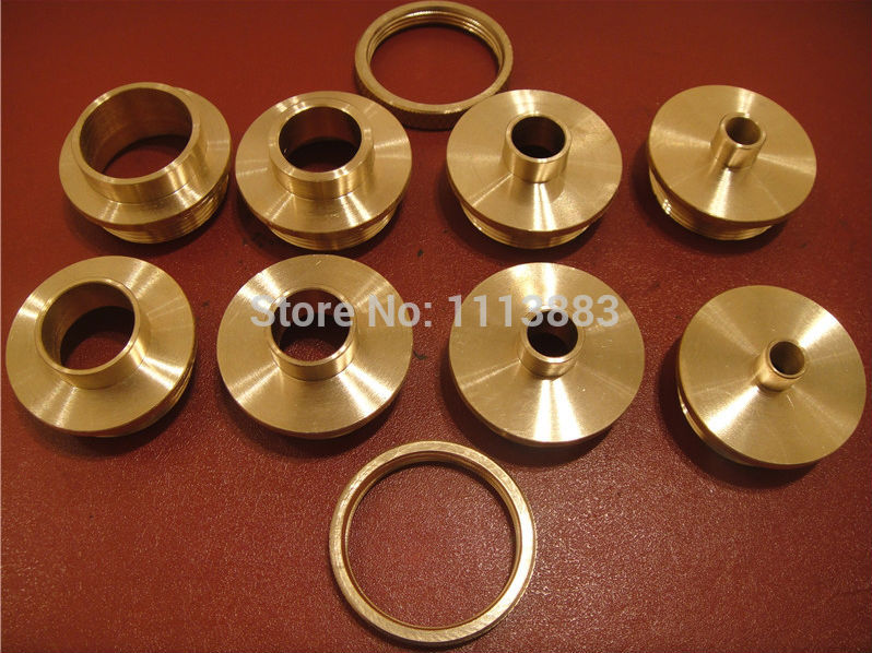 how to use router template guide bushings