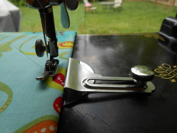 singer sewing machine seam guide