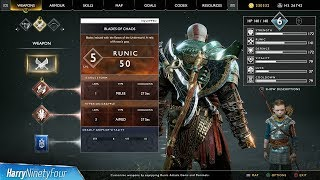 god of war chains of olympus trophy guide