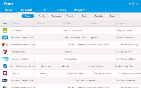 fetch tv remote user guide