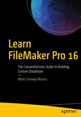 filemaker pro 16 advanced development guide