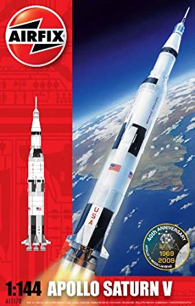 airfix saturn v painting guide