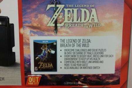 zelda breath of the wild guide gamestop