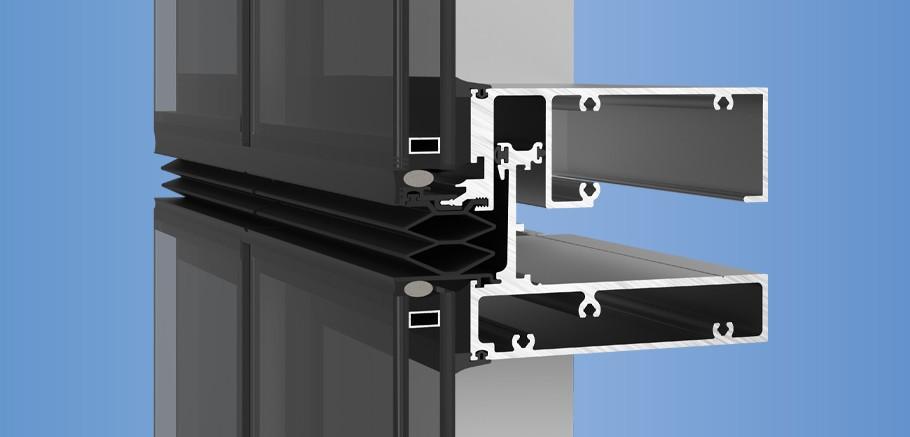 aluminum curtain wall design guide manual